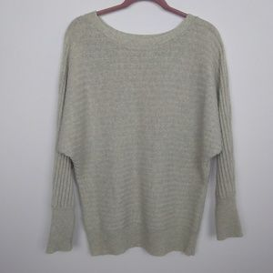 J Crew Oversized Small Cashmere Wool Blend Sweater